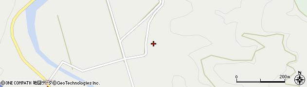 大分県佐伯市青山7509周辺の地図
