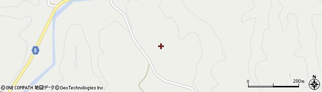 大分県竹田市次倉2806周辺の地図
