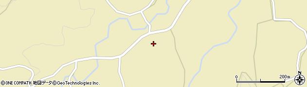 大分県竹田市倉木1537周辺の地図