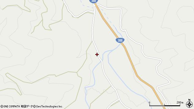 大分県佐伯市木立2331周辺の地図
