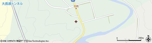 大分県佐伯市堅田531周辺の地図