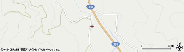 大分県佐伯市木立2299周辺の地図