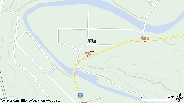 大分県佐伯市堅田1240周辺の地図
