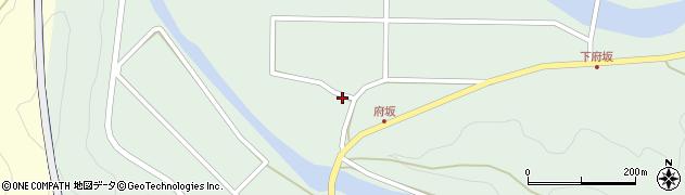大分県佐伯市堅田1003周辺の地図