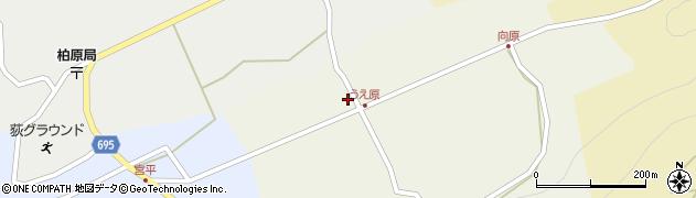 大分県竹田市荻町田代4473周辺の地図