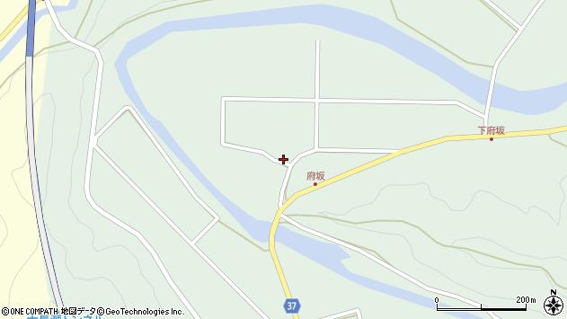 大分県佐伯市堅田1004周辺の地図