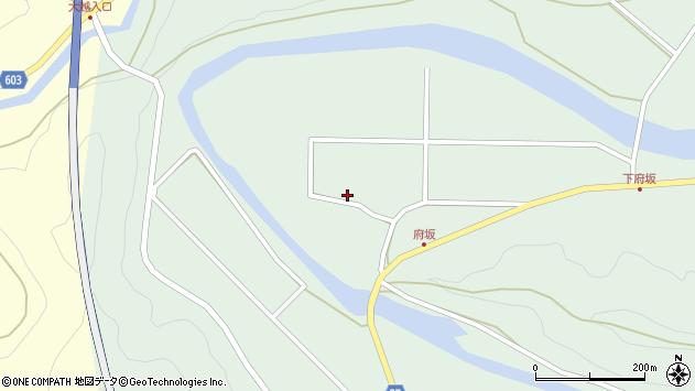大分県佐伯市堅田1702周辺の地図