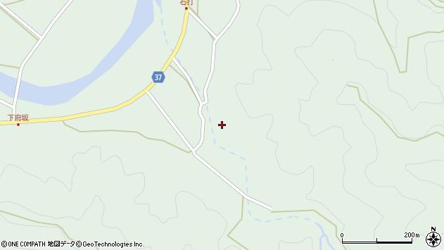 大分県佐伯市堅田1943周辺の地図