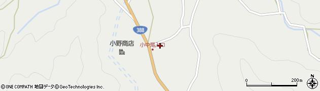大分県佐伯市木立2712周辺の地図