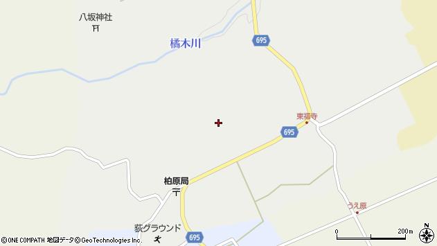 大分県竹田市荻町瓜作4550周辺の地図
