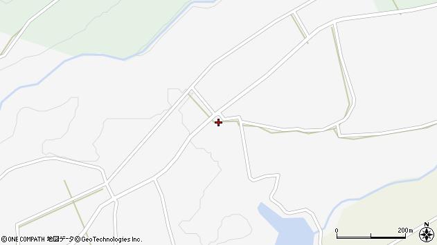 大分県竹田市荻町叶野1475周辺の地図