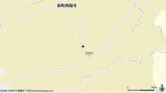 大分県竹田市荻町西福寺5688周辺の地図