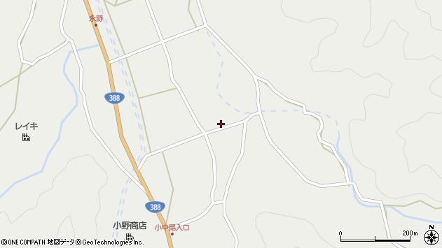 大分県佐伯市木立2759周辺の地図
