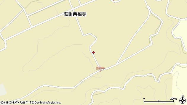 大分県竹田市荻町西福寺6037周辺の地図