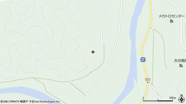 大分県佐伯市堅田2771周辺の地図
