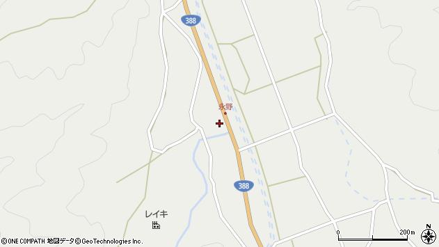 大分県佐伯市木立1939周辺の地図