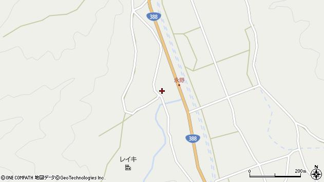 大分県佐伯市木立1941周辺の地図