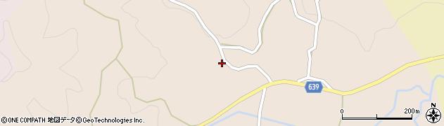 大分県竹田市田井952周辺の地図