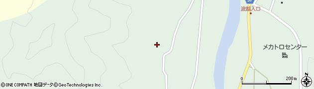 大分県佐伯市堅田2842周辺の地図