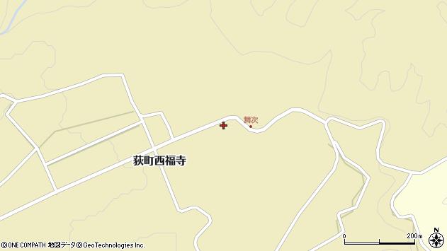 大分県竹田市荻町西福寺5938周辺の地図