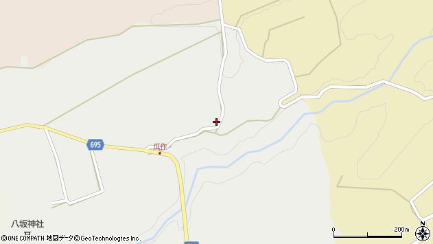 大分県竹田市荻町瓜作4726周辺の地図