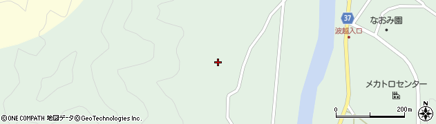 大分県佐伯市堅田2847周辺の地図