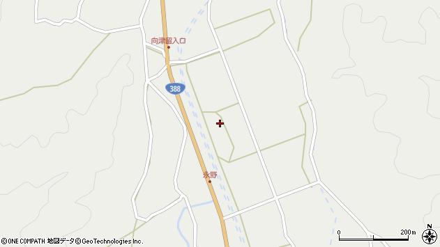 大分県佐伯市木立3220周辺の地図