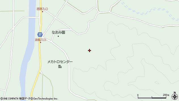 大分県佐伯市堅田3993周辺の地図