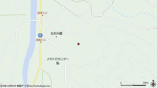 大分県佐伯市堅田3969周辺の地図