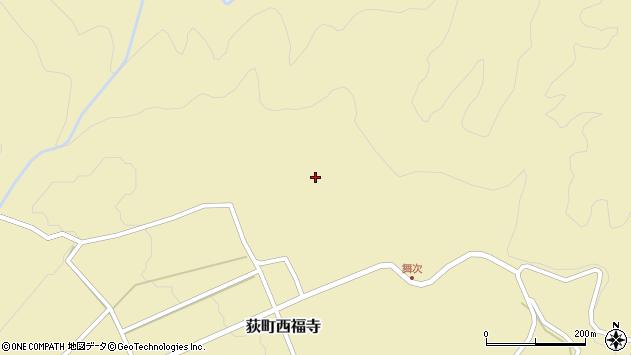 大分県竹田市荻町西福寺5371周辺の地図