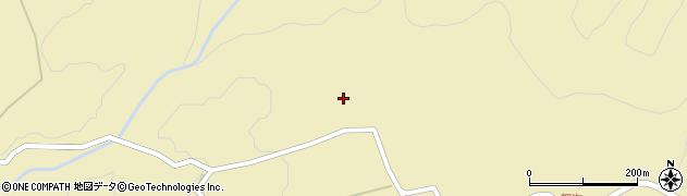 大分県竹田市荻町西福寺5408周辺の地図
