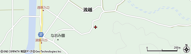 大分県佐伯市堅田4049周辺の地図