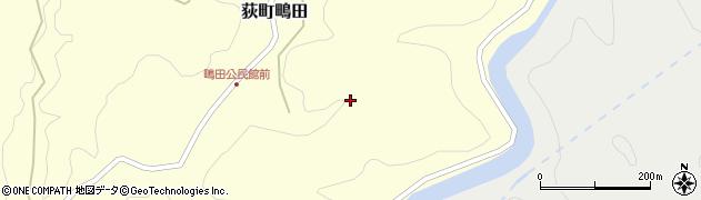 大分県竹田市荻町鴫田6367周辺の地図