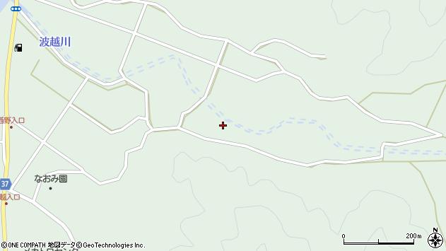 大分県佐伯市堅田4173周辺の地図