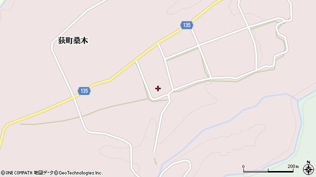 大分県竹田市荻町桑木473周辺の地図