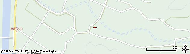 大分県佐伯市堅田4160周辺の地図