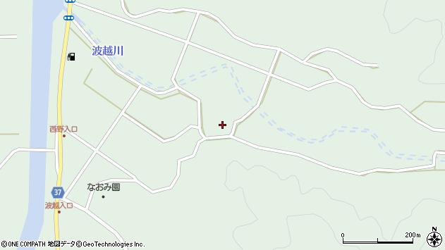 大分県佐伯市堅田4145周辺の地図