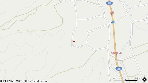 大分県佐伯市木立1636周辺の地図