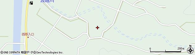 大分県佐伯市堅田4132周辺の地図