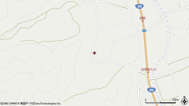 大分県佐伯市木立1519周辺の地図