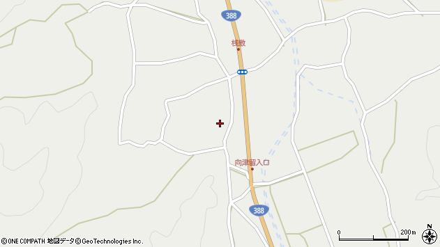 大分県佐伯市木立1604周辺の地図