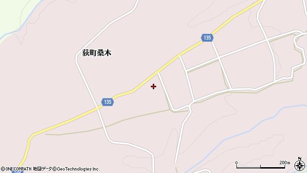 大分県竹田市荻町桑木884周辺の地図