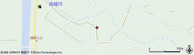 大分県佐伯市堅田4121周辺の地図