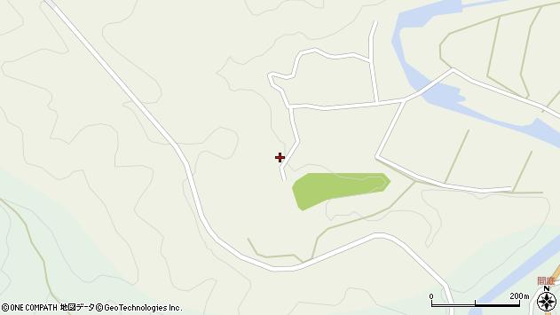 大分県佐伯市直川大字下直見524周辺の地図