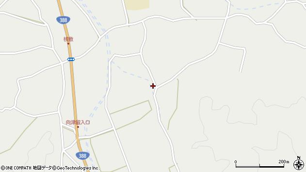 大分県佐伯市木立3380周辺の地図