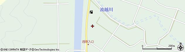 大分県佐伯市堅田3739周辺の地図
