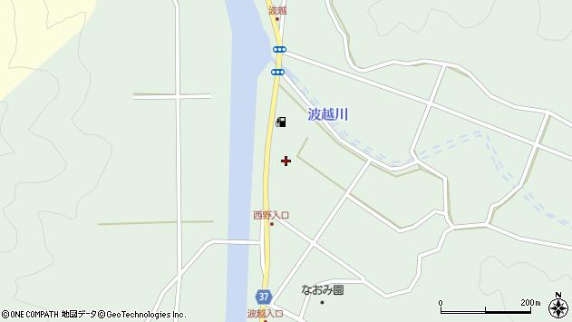 大分県佐伯市堅田3755周辺の地図