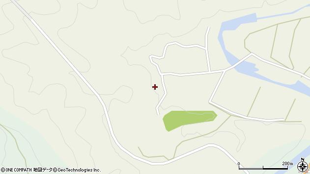大分県佐伯市直川大字下直見479周辺の地図