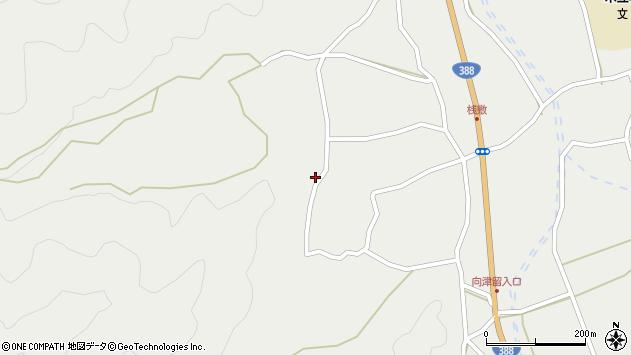 大分県佐伯市木立1365周辺の地図