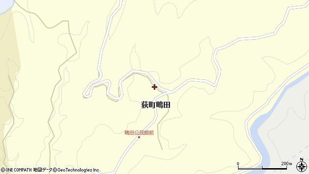 大分県竹田市荻町鴫田6751周辺の地図